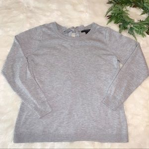 Banana Republic | Tie Back Sweater with Bow